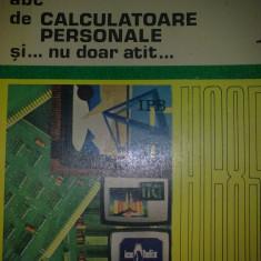 N. Tapus - Abc de calculatoare personale si ... nu doat atit / atat ... vol. 1