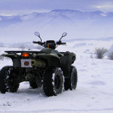 ATV 4x4 Suzuki King Quad de 700 cmc