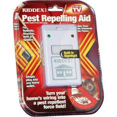 Aparat anti rozatoare si insecte Riddex