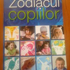 ZODIACUL COPIILOR - Cristina Malacarne - Carte astrologie