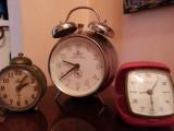 OKAZIE! Lot 3 ceasuri desteptatoare MEISTER-ANKER, ARADORA, BLESSING