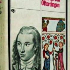 Novalis - Discipolii lui Sais - Heinrich von Ofterdigen - Carte de aventura