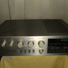 Amplificator cu radio (statie) LUXMAN Model R-2050 / Made in JAPAN - Amplificator audio Luxman, 81-120W