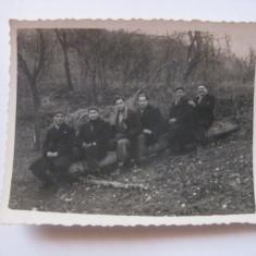REDUCERE 50%! FOTOGRAFIE CU LEGIONARI IN TABARA DE LA BREAZA DIN 1936