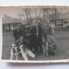 REDUCERE 20 LEI! FOTOGRAFIE CU LEGIONARI IN TABARA DE LA BREAZA DIN 1936