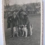 REDUCERE 35 LEI! FOTOGRAFIE CU LEGIONARI IN TABARA DE LA BREAZA DIN 1936 - Fotografie veche