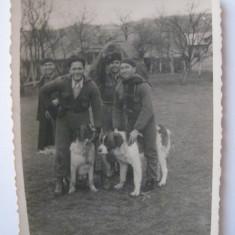 REDUCERE 35 LEI! FOTOGRAFIE CU LEGIONARI IN TABARA DE LA BREAZA DIN 1936