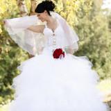 Rochie de mireasa unicat creata de Loredana Suciu - Rochie de mireasa printesa