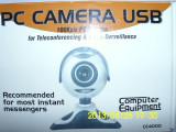 PC CAMERA USB, Nu