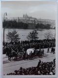 Cumpara ieftin Cortegiul funerar al lui Toma G. Masaryk , personalitate marcanta ceha , Praga , 1937