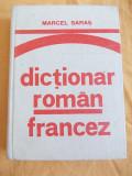 DICTIONAR ROMAN FRANCEZ - Marcel Saras