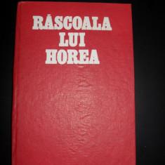 Nicolae Edroiu,  Pompiliu Teodor ,  Rascoala lui Horea (1784). Studii si interpretari istorice