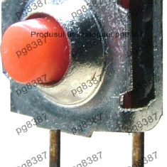 Push buton 8x7mm, inaltime 5mm - 124210