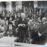 Marele miting nat. de la Bucuresti din Mai 1933, Revizia tratatelor de pace - Fotografie veche