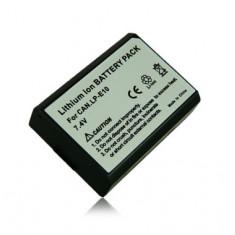 Acumulator premium tip Canon LP-E10 LPE10 860mAh cu InfoChip 100% compatibil EOS 1100D EOS Rebel T3 EOS KISS X50, Dedicat