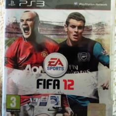Joc Fifa 12, PS3, original si sigilat, alte sute de jocuri! - Jocuri PS3 Ea Sports, Sporturi, 3+, Multiplayer