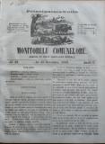 Principatele Unite , Monitorul comunelor , nr . 43 , Joi 25 Octombrie , 1862