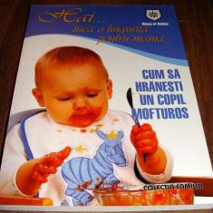 Hai... inca o lingurita pentru mama... / CUM SA HRANESTI UN COPIL MOFTUROS - Carte Ghidul mamei
