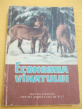 ECONOMIA VANATULUI -  OTTO WITTING, Alta editura