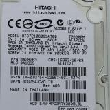 Vand HDD laptop hitachi 60 gb