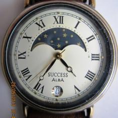 Vand ceas dama japonez cu quartz ALBA SUCCESS, produs de SEIKO,