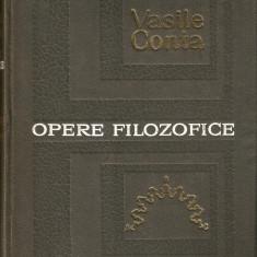 Vasile Conta-Opere Filozofice - Filosofie