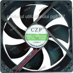 Ventilator, cooler 30x30x10 mm - 24V-118333