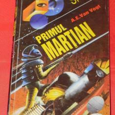 A E VAN VOGT - PRIMUL MARTIAN. SCIENCE FICTION - Carte SF