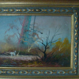 Vand tablou in ulei, Animale, Altul