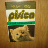 PISICA - MICA ENCICLOPEDIE - ED.VENUS ANUL 1995