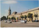 CP circulata 1998,Turda,centru,biserica