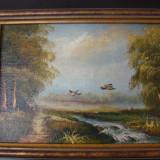 Vand tablou in ulei, Peisaje, Altul