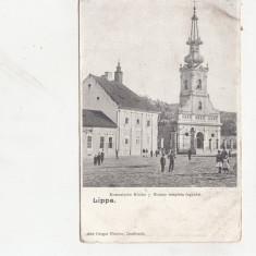 B73255 Lippa lipova Arad Biserica Catolica 2 scans