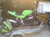 Dezmembrez Kawasaki ZX6R ninja din 1999