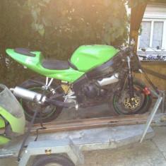 Dezmembrez Kawasaki ZX6R ninja din 1999 - Dezmembrari moto