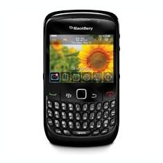 Blackberry 8520 curve negru - Telefon mobil Blackberry 8520, Neblocat