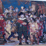 Set 10 goblenuri, diferite marimi si pictori