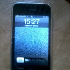 iPhone 3Gs Apple, Negru, 16GB, Neblocat