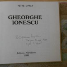 PETRE OPREA--GHEORGHE IONESCU-ALBUM DE PICTURA 1988 - Album Arta