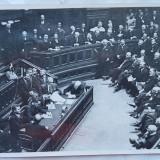 Fotografie originala, Parlamentul Romaniei in sesiune, fotografie originala din timpul razboiului - Fotografie veche