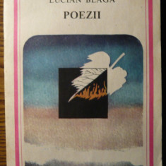 Carte - Lucian Blaga - Poezii