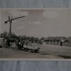 Fantana cu cumpana - 1932 - Fotografie
