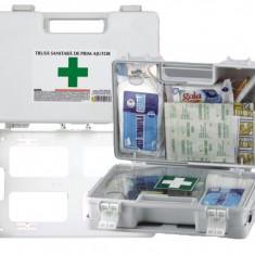 Trusa sanitara prim ajutor - Avizat MS - Trusa prim ajutor