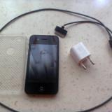 Vand/schimb copie iphone, Negru, 32GB, Neblocat, Dual SIM, Single core