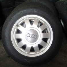 Jante aliaj - Janta aliaj Audi, Diametru: 15, Latime janta: 6, Numar prezoane: 5