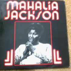 Mahalia Jackson disc album vinyl muzica blues gospel jazz lp electrecord - Muzica Jazz electrecord, VINIL
