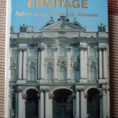 ERMITAGE MUSEUM LIMBA GERMANA MUZEU ALBUM carte arta cultura ilustrata hobby - Album Arta