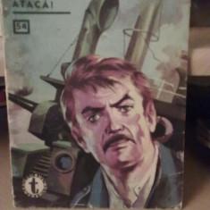 Ion Arama-Vedeta 70 Ataca  (col. Clubul Temerarilor 54)