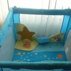 Patut de joaca pentru copii chico - Tarc de joaca Chicco
