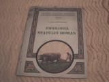 C. Radulescu-Motru - Ideologia Statului Roman
